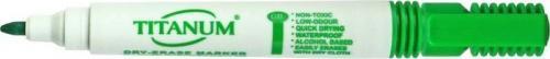 Titanum Marker suchościeralny Titanum zielony (BY1026-02)