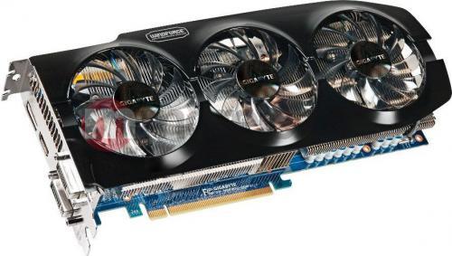 Karta graficzna Gigabyte GeForce GTX 680 2048MB DDR5/256bit DVI/HDMI/DP PCI-E (1137/6008) (wer. OC - OverClock) (GV-N680OC-2GD)