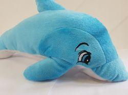 3Z Delfin pluszowy niebieski (3ZXX0316)