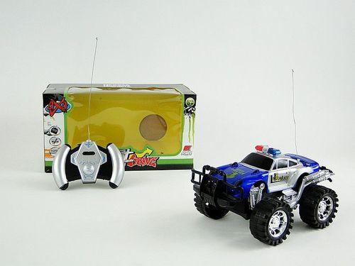 ADAR Auto terenowe na radio 2 funkcje