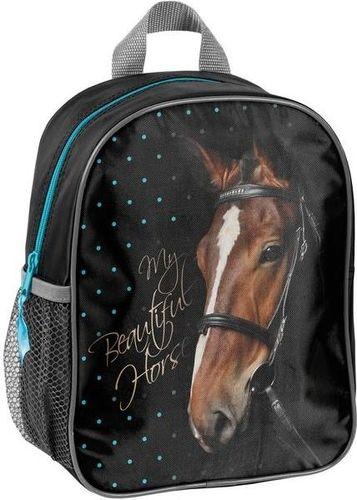 Paso Plecak Paso Horse czarny (17-303KO)