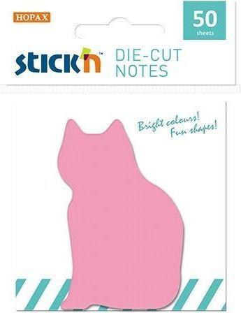 Stickn Notes samoprzylepny Kot