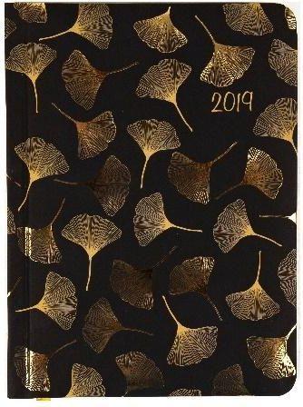 Albi Kalendarz tygodniowy B6 2019 Złoty miłorząb ALBI