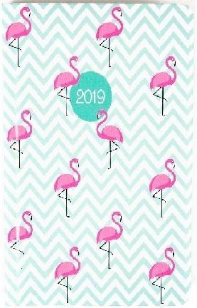 Albi Kalendarz dzienny 2019 Flamingi ALBI