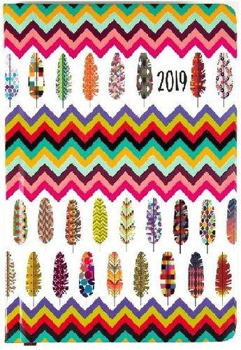 Albi Kalendarz dzienny 2019 Pióra ALBI