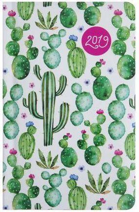 Kalendarz kieszonkowy 2019 Kaktusy ALBI