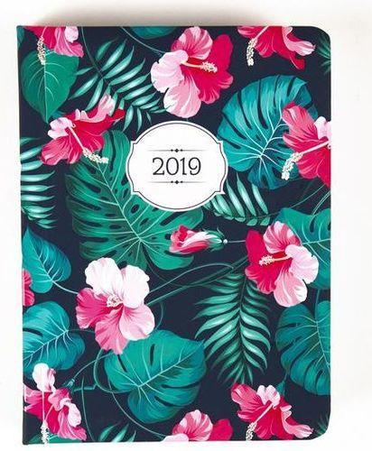 Albi Kalendarz dzienny 2019 Hibiskus ALBI