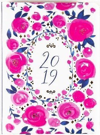 Albi Kalendarz dzienny 2019 Róże ALBI