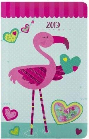 Albi Kalendarz kieszonkowy 2019 Flaming ALBI