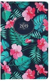 Albi Kalendarz kieszonkowy 2019 Hibiskus ALBI