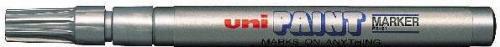 UNI-BALL Marker olejowy PAINT PX21, srebrny (PX21SILVER)