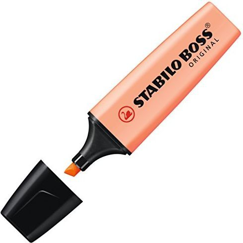 Stabilo Zakreślacz Boss pomarańczowy (CORE0806)