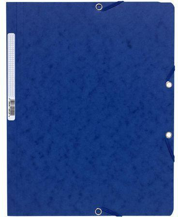 Exacompta Teczka kartonowa nature future 400g A4 niebieski