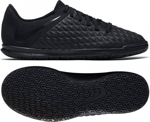 Nike Buty piłkarskie  JR Hypervenom PhantomX 3 Club IC czarne r. 33 (AJ3789 001)
