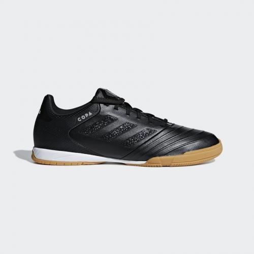 Adidas Buty piłkarskie Copa Tango 18.3 IN czarne r. 46 2/3 (DB2451)