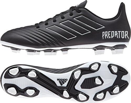 Adidas Buty piłkarskie Predator 18.4 FxG czarne r. 41 1/3 (DB2006)