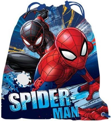 Beniamin Worek na gimnastykę Spider man