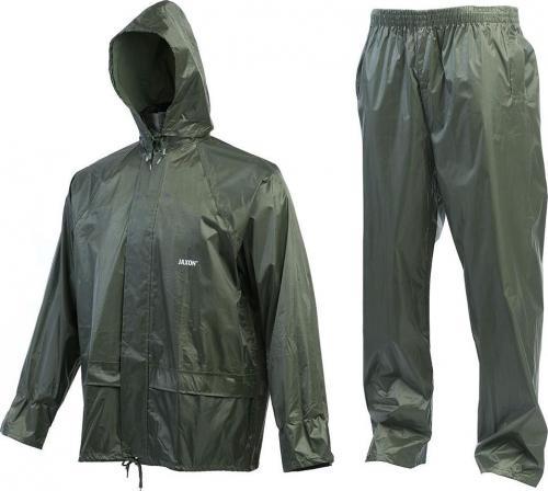 Jaxon Komplet przeciwdeszczowy spodnie kurtka r. L (uj-akpl)