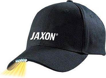 Jaxon Czapka z daszkiem i latarką Czarna (UJ-CZX01A)