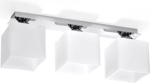 Lampa sufitowa Sollux Piazza 3 3x60W  (SL.0227)