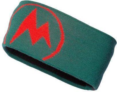 Marmot opaska damska Summit Headband zielona r. uniwersalny