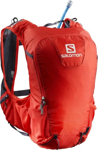 Salomon Plecak do biegania Skin Pro 15 Set Fiery Red (401365)