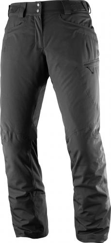 Salomon Spodnie damskie Fantasy Pant Black Heather r. M (398896)