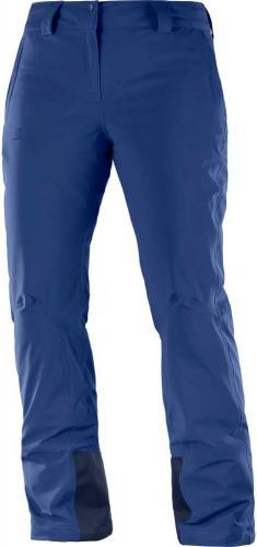 Salomon Spodnie damskie Icemania Pant Medieval Blue r. L (100560)