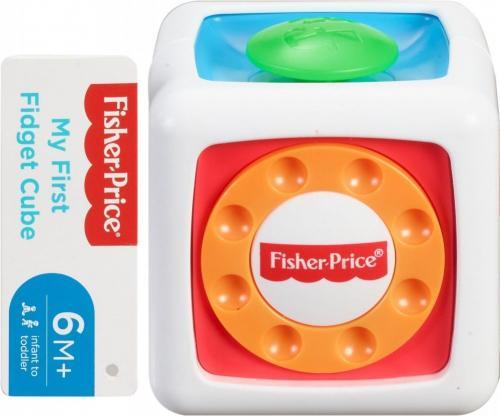 Fisher Price Moja pierwsza kostka Fidget Cube  (FWP34)