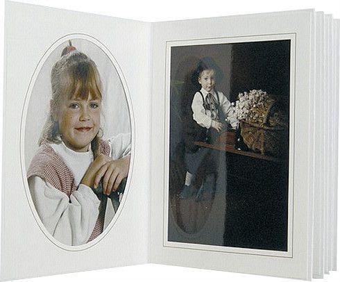 Daiber Profesjonalne ramki na zdjęcia 13x18cm białe (20123-O) 125 sztuk