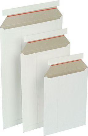 Pressel PRESSEL Koperty kartonowe SK 348x245mm biały, opakowanie 100 sztuk
