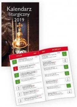 Edycja Świętego Pawła Kalendarz 2019 liturgiczny