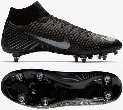 b78ed277e Nike Buty piłkarskie Mercurial Superfly 6 Academy SG czarne r. 41 (AH7364  001)