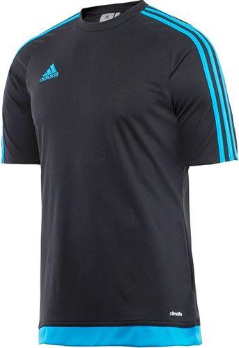 Adidas Koszulka piłkarska Estro 15 JSY czarna r. 128 cm (BP7197)
