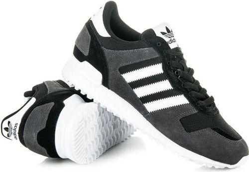 Adidas Buty męskie ZX 700 czarno-białe r. 42 2/3