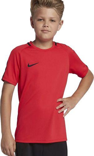 Nike Koszulka piłkarska Dry Academy Top SS czerwona r. L (147-158cm) (832969-696)