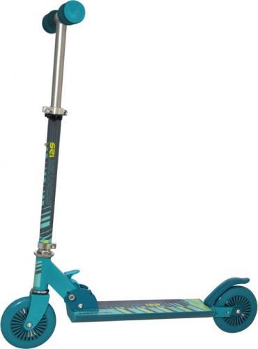 Axer Sport Hulajnoga składana 125 mm niebieska (A24904)