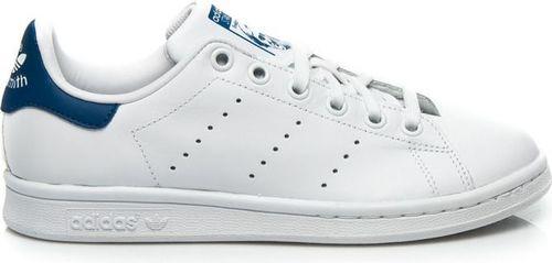 Adidas Buty damskie Stan Smith biało-niebieskie r. 40