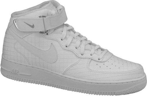niska cena ogromna zniżka niska cena Nike Buty męskie Air Force 1 Mid' 07 LV8 804609-100 białe r. 45 1/2 (68292)  ID produktu: 4716826