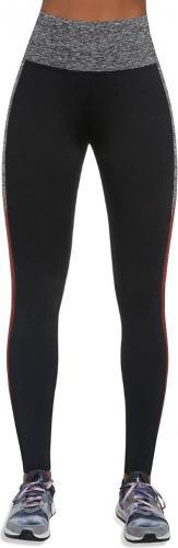 Bas Black Legginsy damskie Extreme czarno-szare r. S (BB12453)