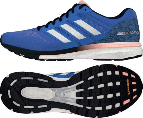 ee187081 Adidas Buty damskie adizero Boston 7 niebieskie r. 38 2/3 (BB6499)
