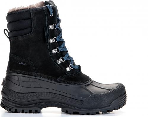 Campagnolo (CMP) Buty zimowe męskie Kinos Snow Boots WP Nero r. 41