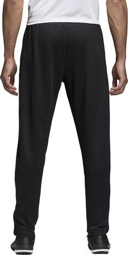 Adidas Spodnie męskie Core 18 czarne r. XS (CE9036)