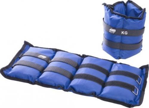Victoria Sport Obciążenie na przeguby niebieskie 14kg (2x7kg)
