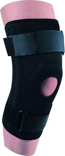 Victoria Sport Ściągacz rehabilitacyjny kolano + rzep ns 5533 r. Uniwersalny