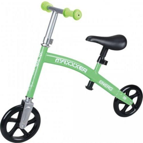 Victoria Sport Rowerek biegowy 200 mm zielony