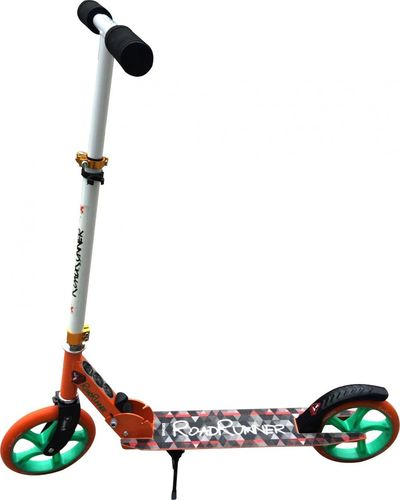 Victoria Sport Hulajnoga Roadrunner Enero 200mm pomarańczowa