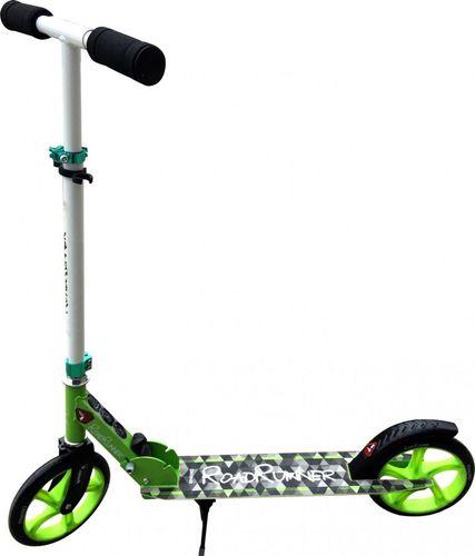 Victoria Sport Hulajnoga Roadrunner Enero 200mm zielona