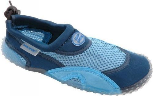 Aqua-Speed Buty pływackie dziecięce niebieskie r. 28