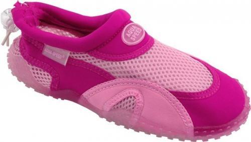 Aqua-Speed Buty pływackie dziewczęce różowe r. 29